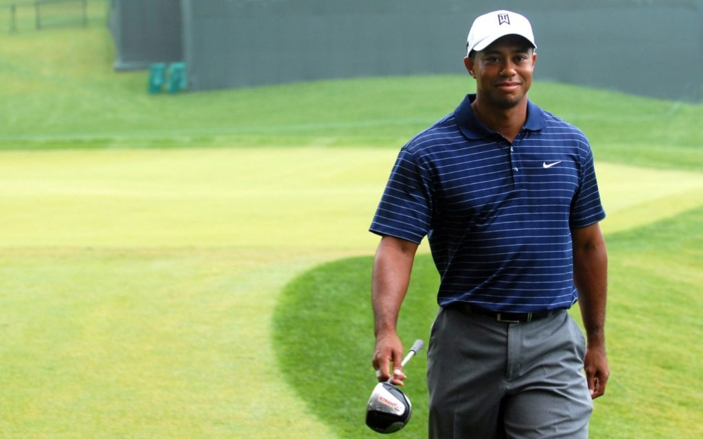 Tiger Woods HD Wallpapers + The Beginning of His End!