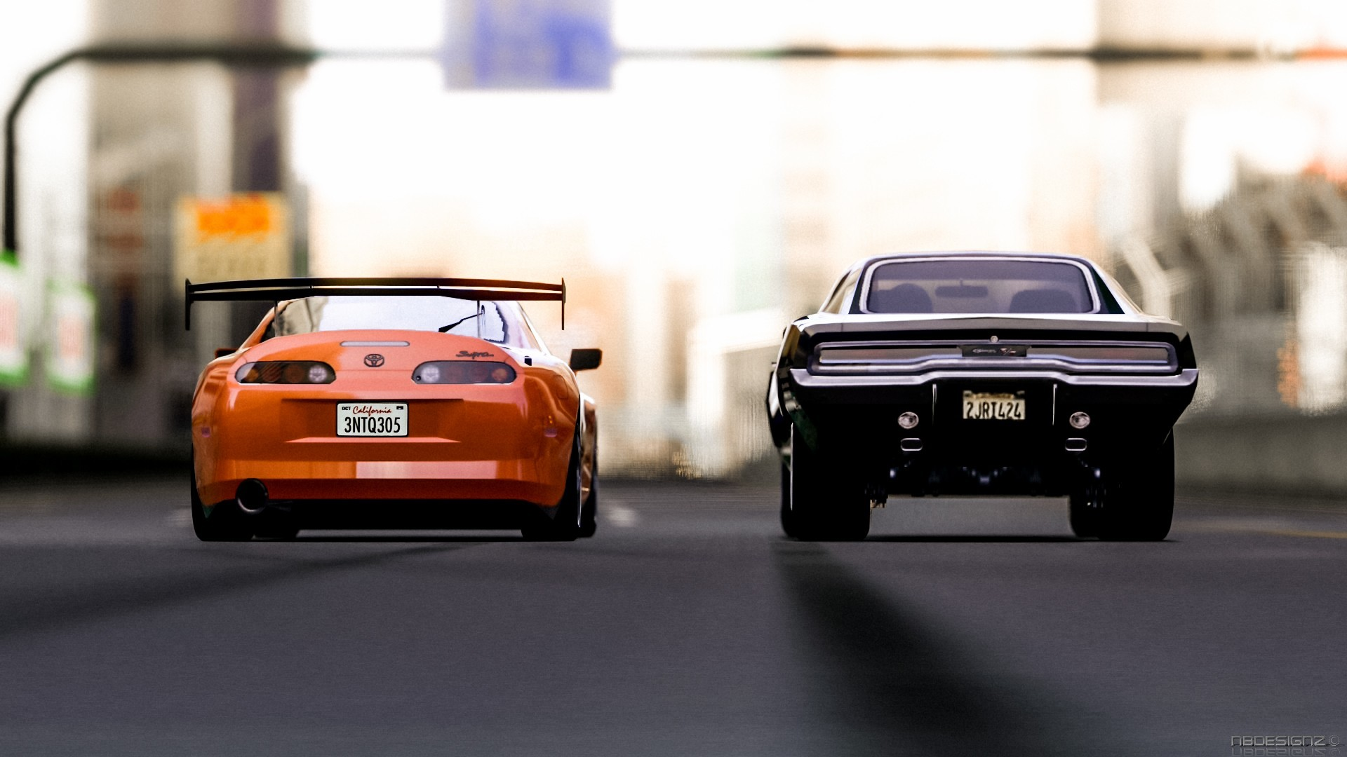Fast & Furious Wallpapers