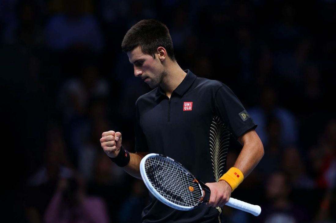 Amazing Novak Djokovic Wallpapers