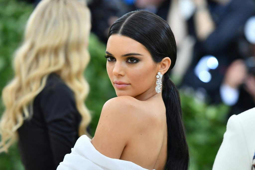 "Kendall Jenner Was ""Nameless"" In The Beginning of Her Career"