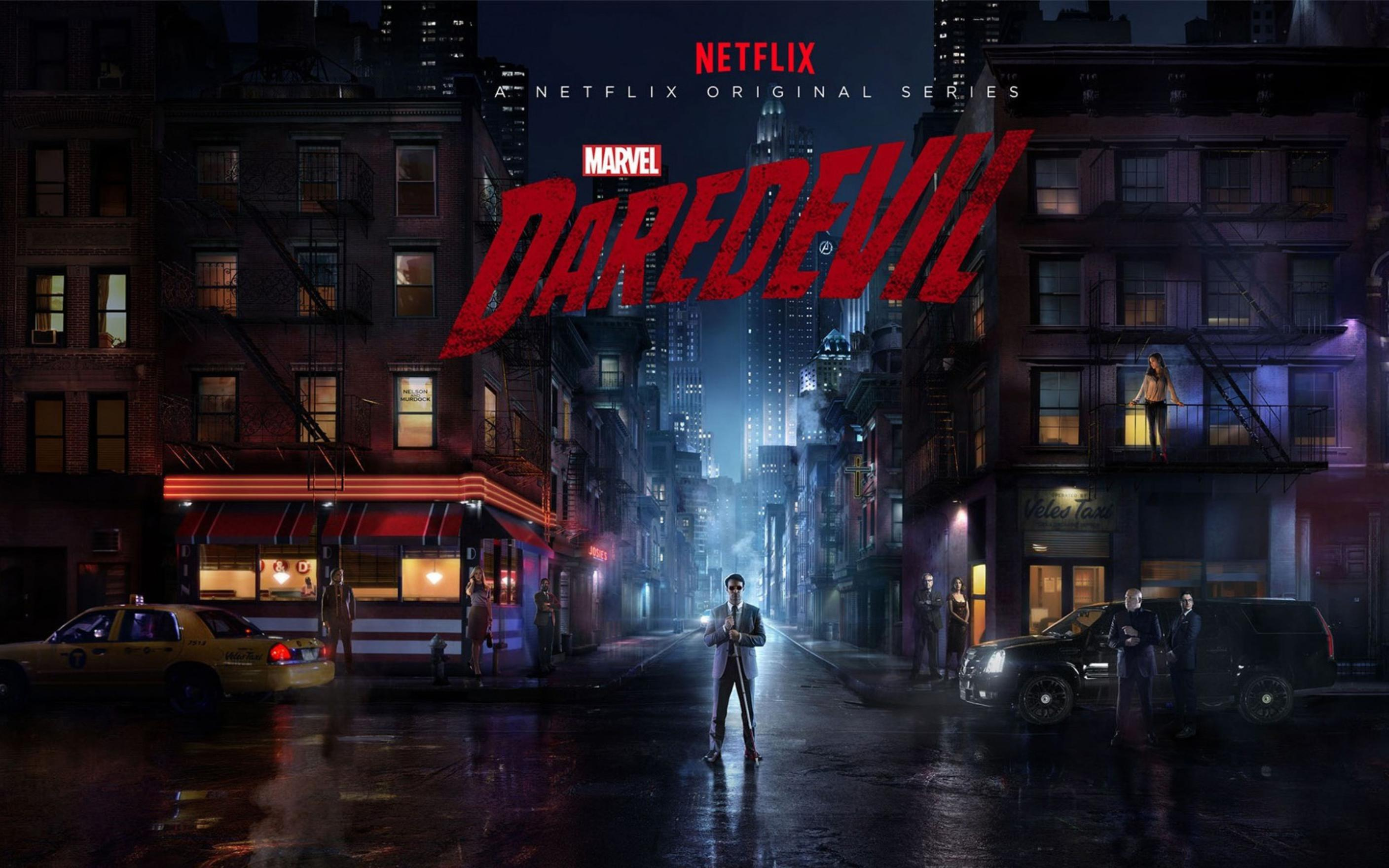 Daredevil Background