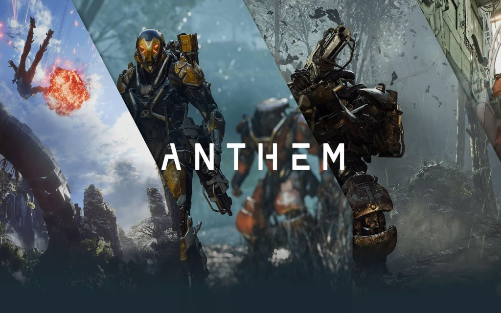Anthem Wallpaper & 4K Background Chrome Themes