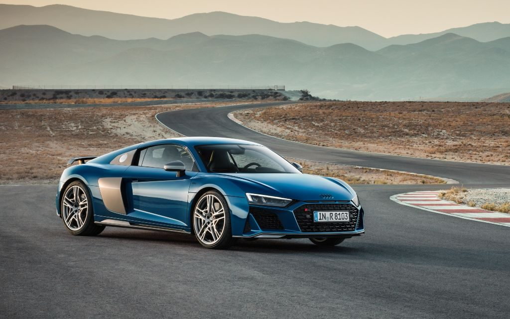 Audi R8 Hd Wallpapers New Beast On The Road Lovelytab