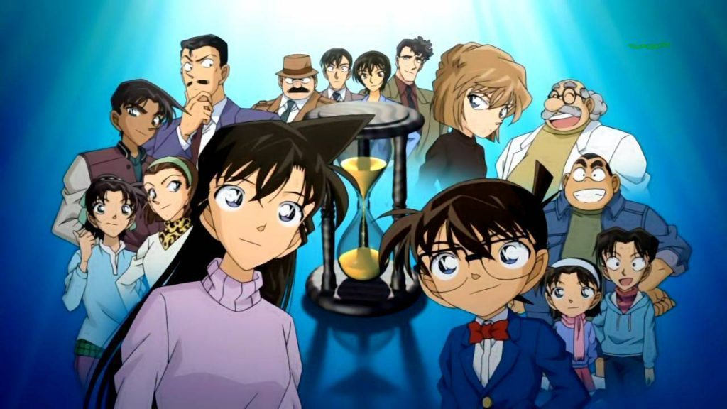 Case Closed Detective Conan Anime Storyline + Wallpapers!