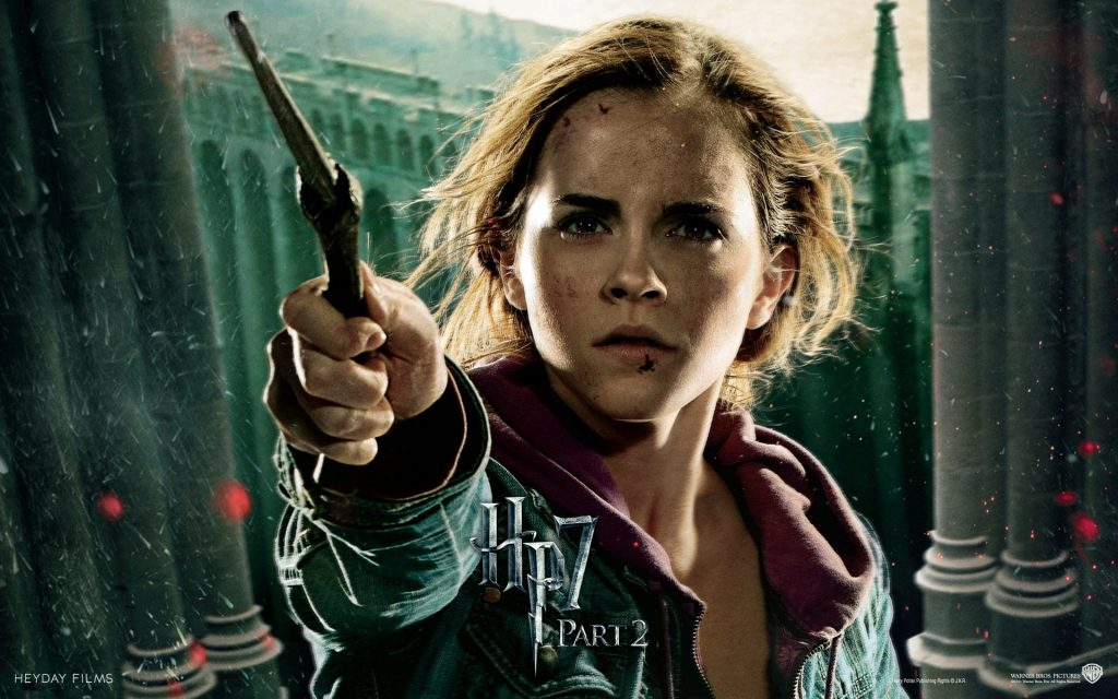 Hermione Granger's Biggest Fear + Hermione Granger Wallpapers