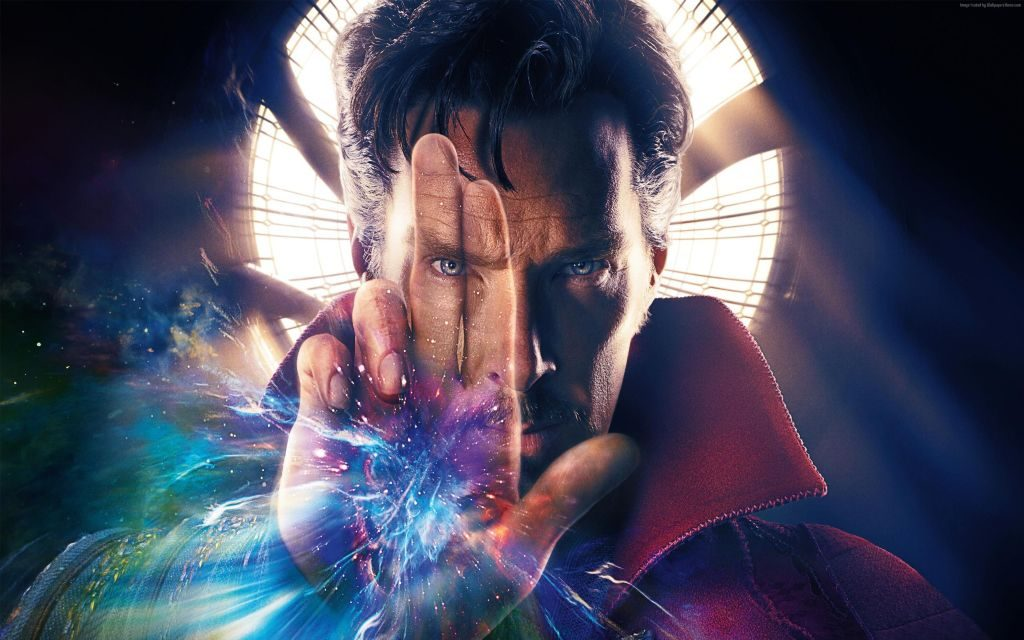 Doctor Strange Marvel Chrome Theme – Sorcerer Supreme of the Marvel Universe