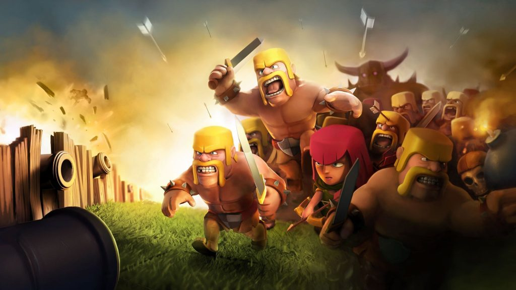 Clash Royale and Clash of Clans Wallpapers for Google Chrome – Best Experience