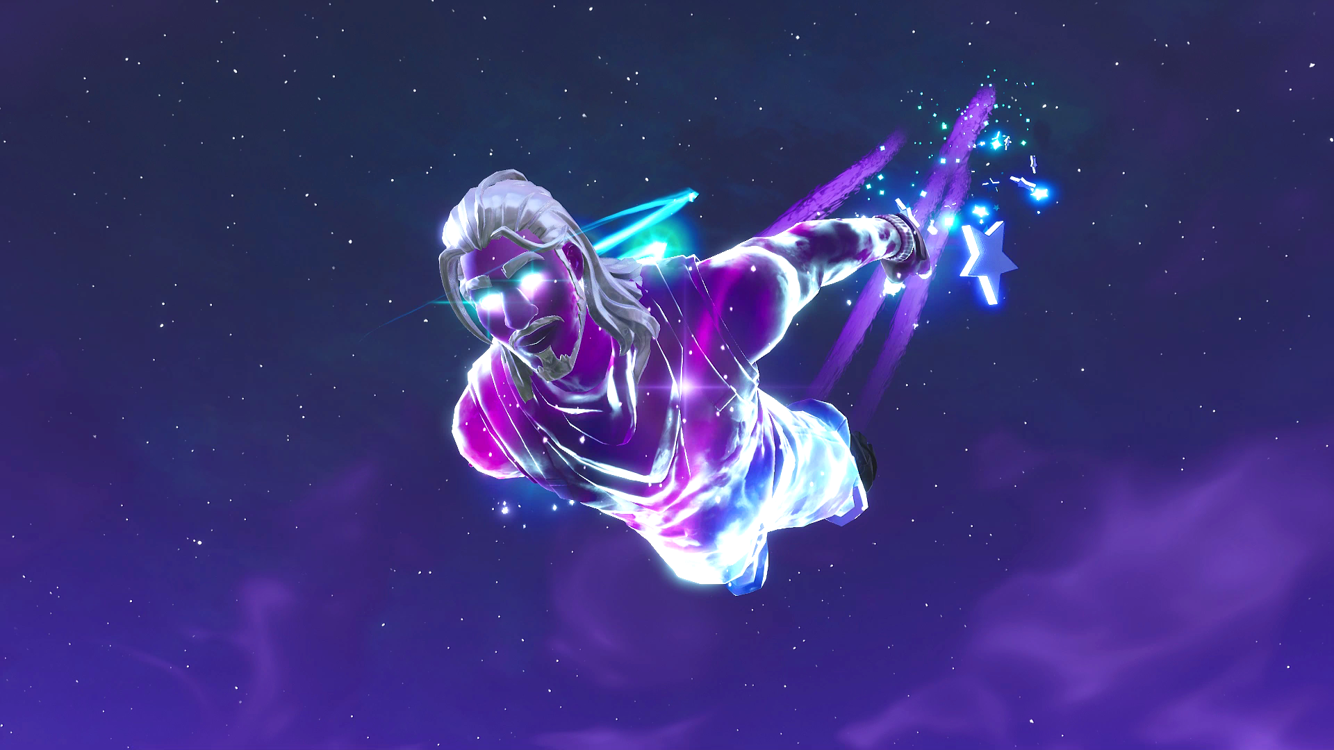 Fortnite Galaxy Background