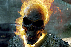 Ghost Rider Marvel 4K