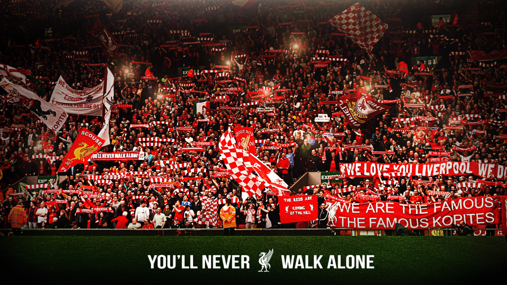 Liverpool FC Wallpapers & Themes – You'll Never Walk Alone!