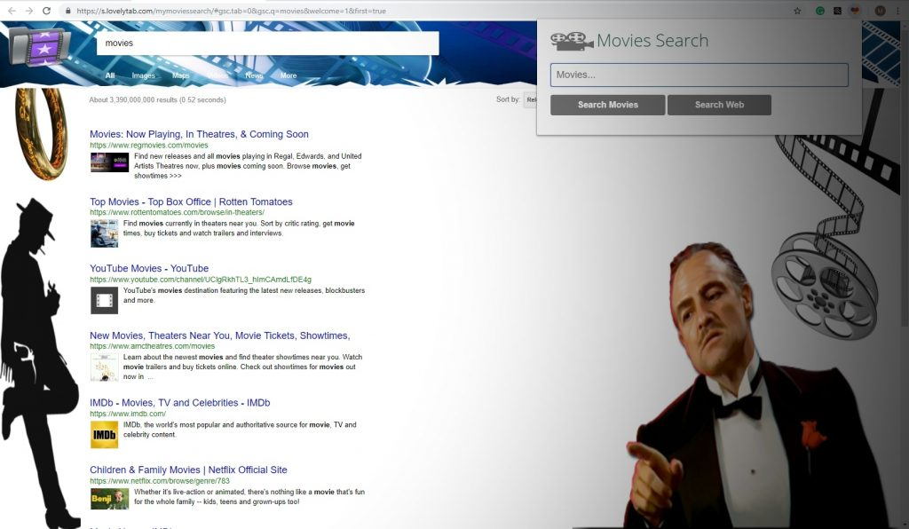 Search For All Movies Topics - Lovely Tab