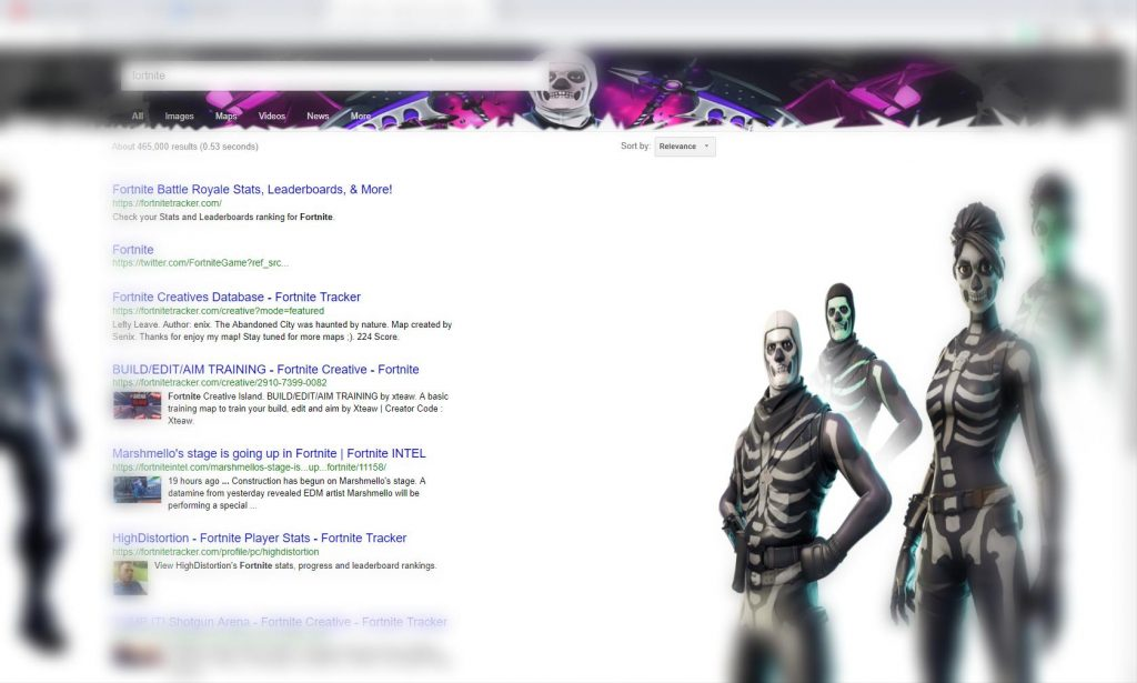Great Skull Trooper Fortnite Search Tool