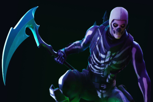 Skull Trooper Fortnite Images