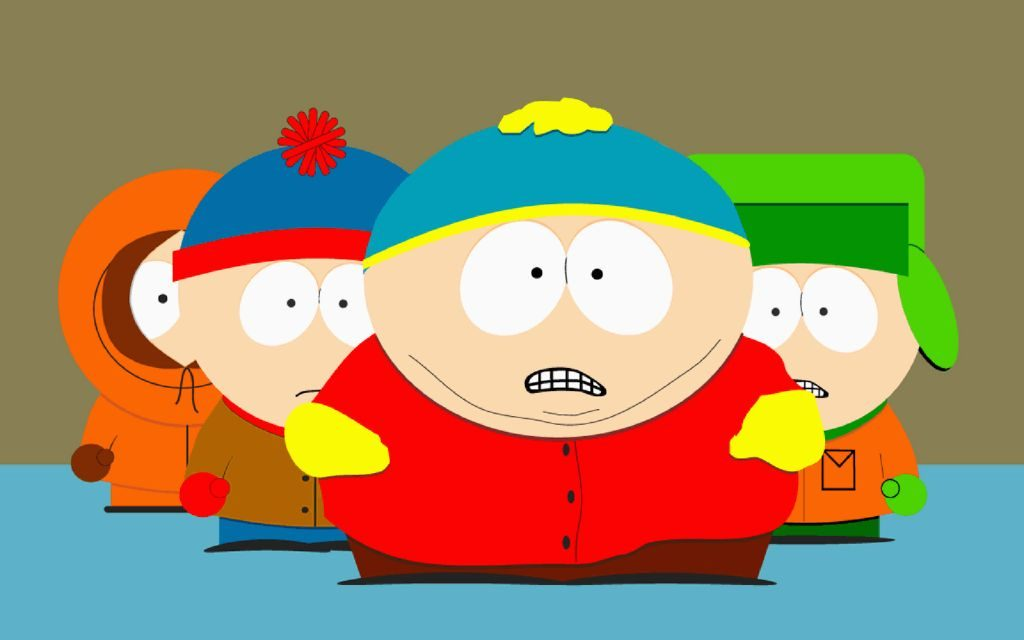 South Park Chrome Themes & Your Favorite South Park Characters