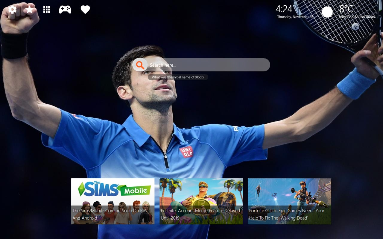 Novak Djokovic Wallpapers and backgrounds