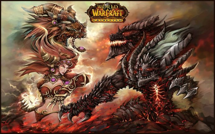 World of Warcraft Battle of Azeroth Backgrounds and Themes