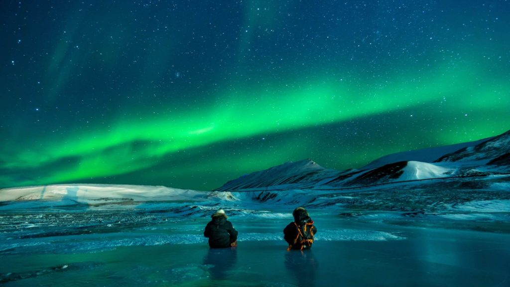 Aurora HD Wallpaper & What Causes the Beautiful Aurora Borealis?!