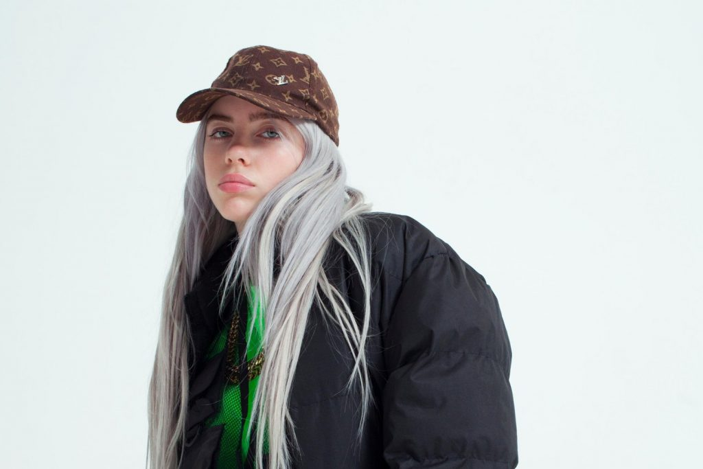 Billie Eilish's First Song Was About Zombies?! Billie Eilish Wallpapers