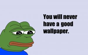 Pepe The Frog Meme Wallpapers New Tab