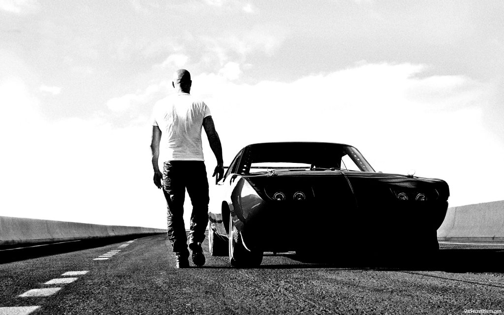 Fast and Furious Facts and Quotes + Wallpapers!