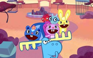 Happy Tree Friends Backgrounds and Themes