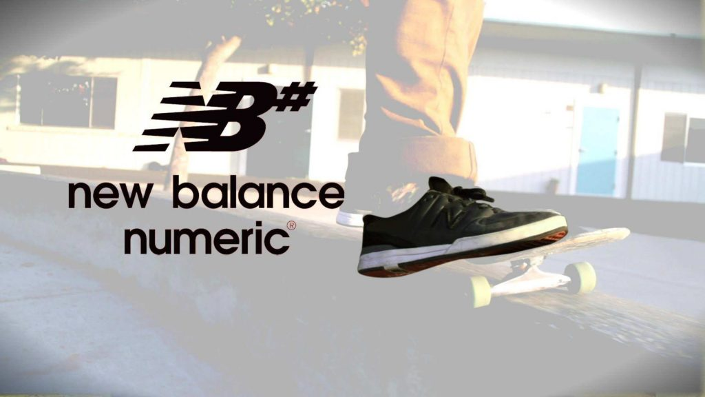 New Balance 4K Background New Tab Theme