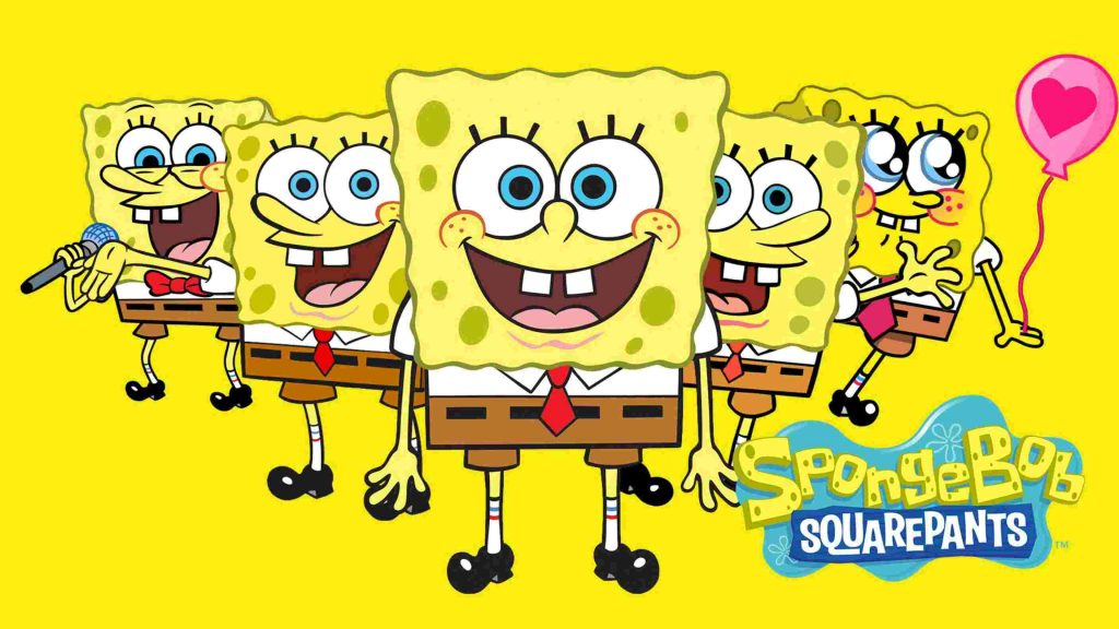 SpongeBob HD Wallapers for Chrome + Interesting Facts