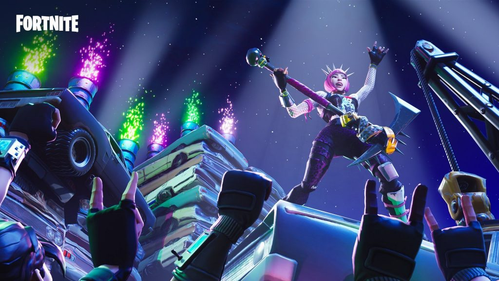 January 2019 New Fortnite Skins + Free  Wallpapers!