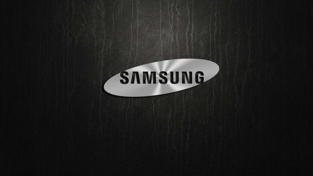 Samsung HD Wallpaper Chrome Theme