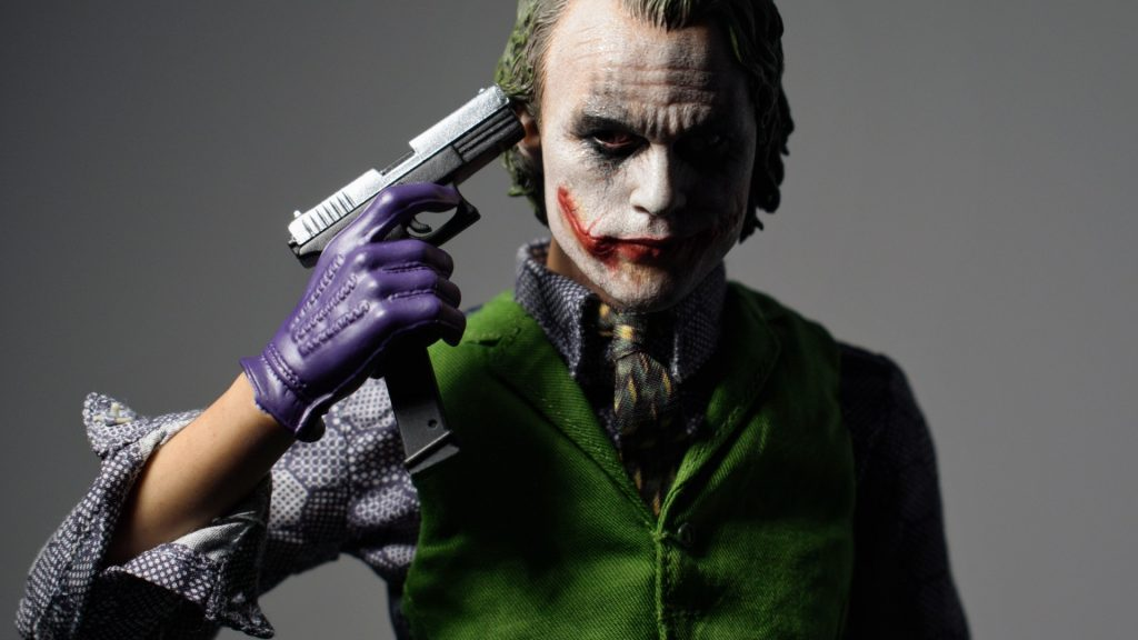 Things About Heath Ledger's Joker You Didn't Know +Joker ...