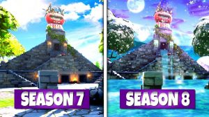 Fortnite Season 8 HD