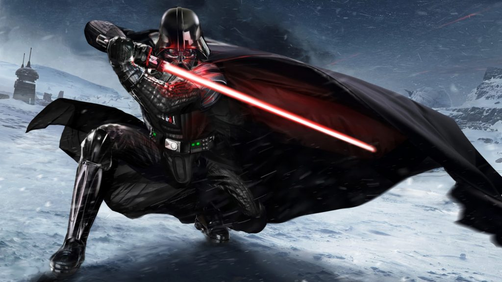 The Story Behind Darth Vader + Darth Vader Wallpapers!