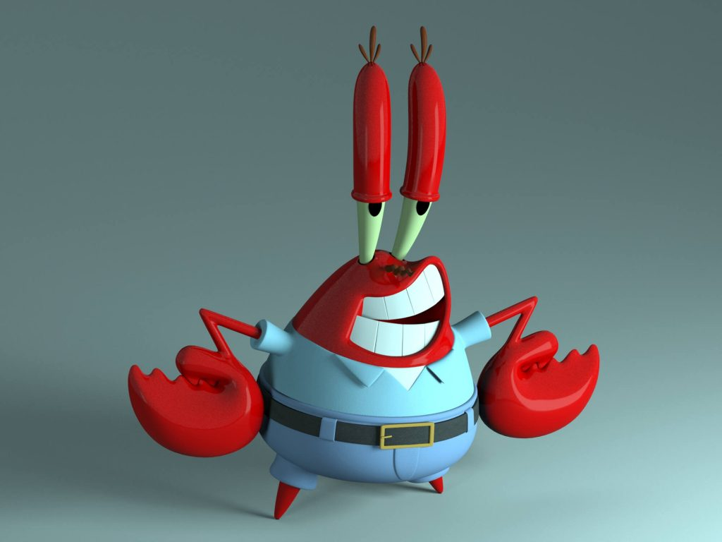 How is Pearl the daughter of Mr. Krabs + Mr. Krabs Wallpaper