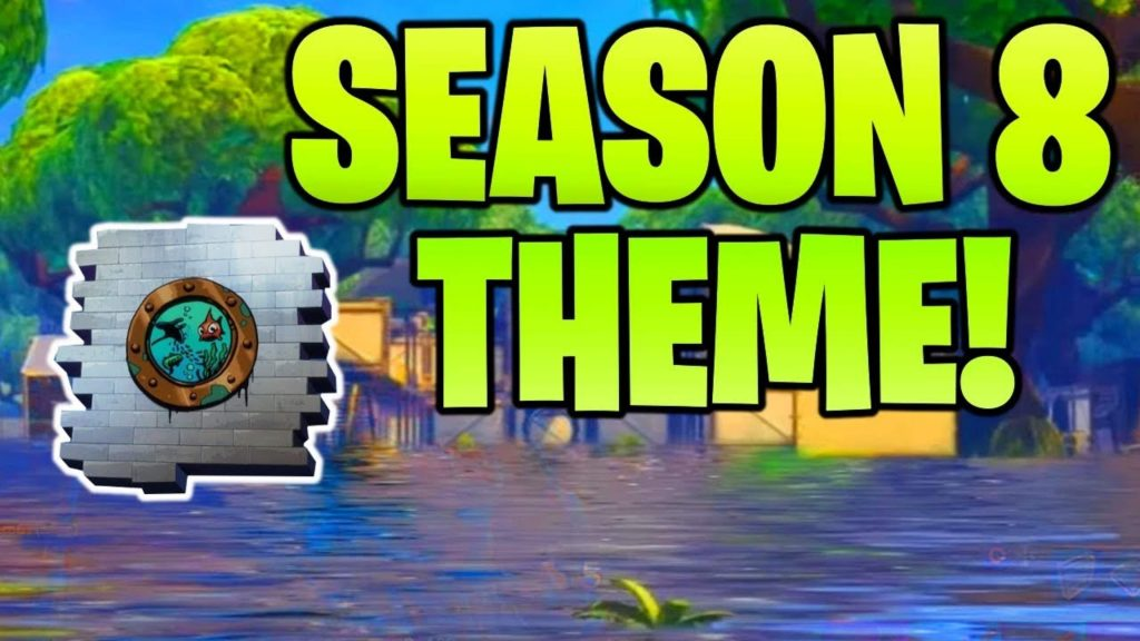 Leaked Fortnite Season 8 Wallpapers + Absolutely Everything About Season 8!