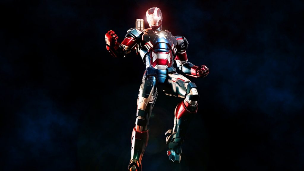 History of the character Iron Man + Iron Man Wallpapers