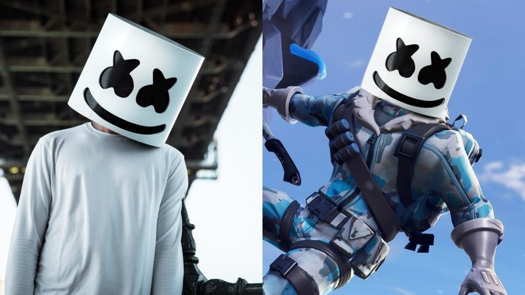 marshmello x fortnite season 8 collab more excitements coming - cool wallpapers fortnite season 8