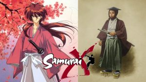 Rurouni Kenshin Samurai X Anime Manga Background & Theme
