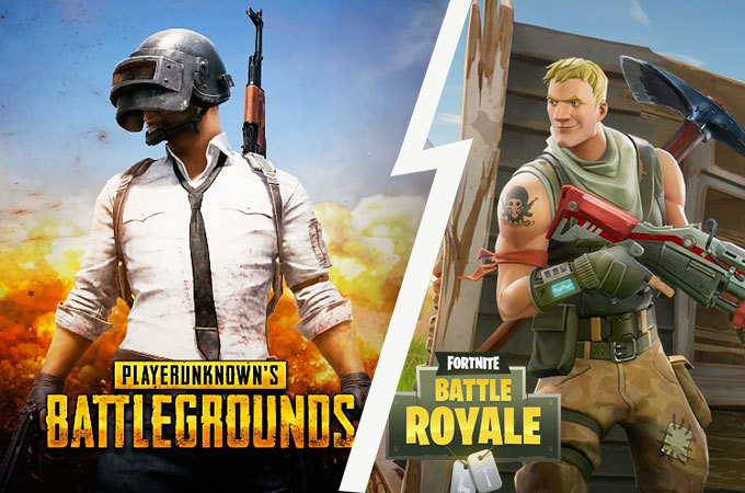 PUBG VS FORTNITE – ALL YOU NEED TO KNOW