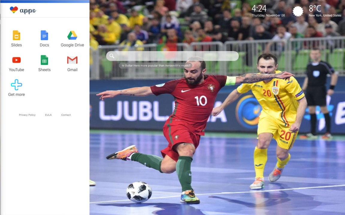 Ricardinho Futsal Wallpapers
