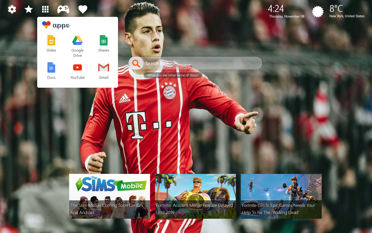 Bayern Munich Football Club Backgrounds and Themes