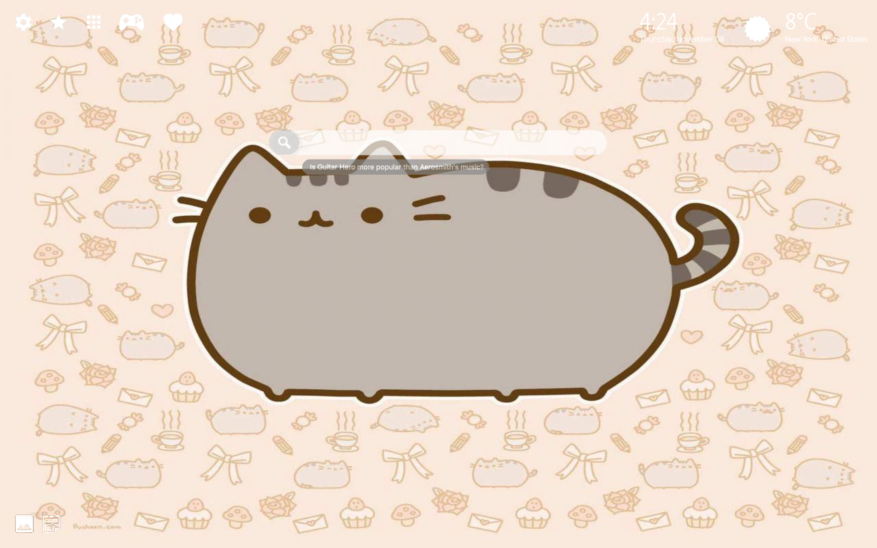 Pusheen Backgrounds