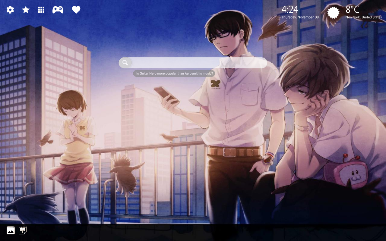 Zankyou No Terror Backgrounds