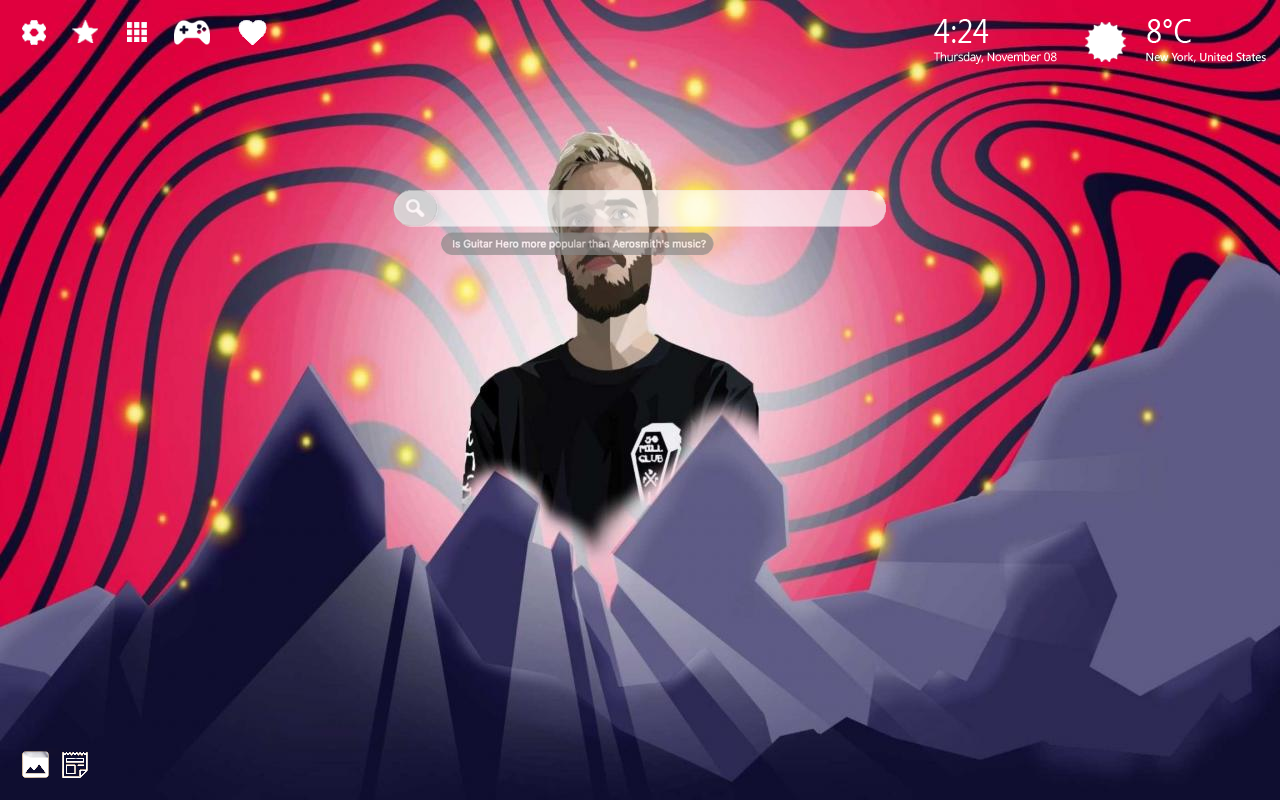 PewDiePie Backgrounds