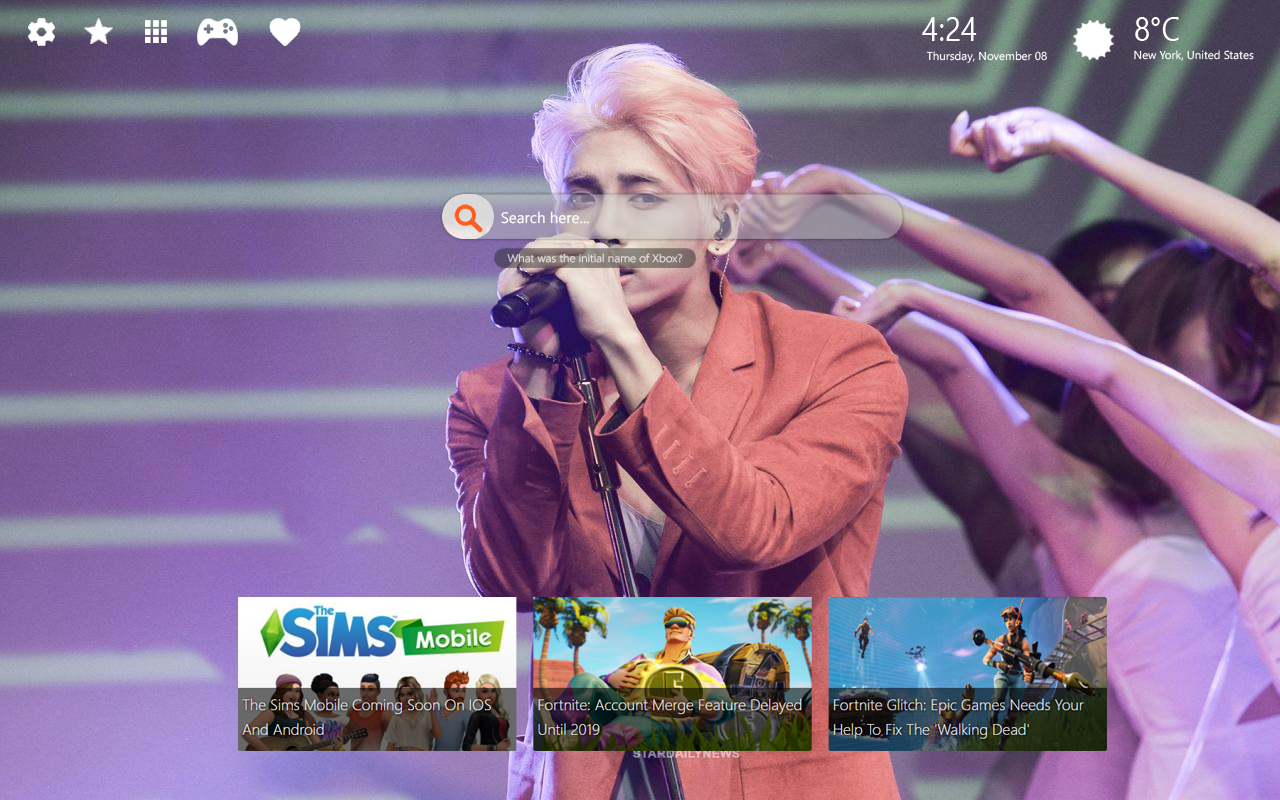 Jonghyun Shinee Wallpaper Background theme RIP