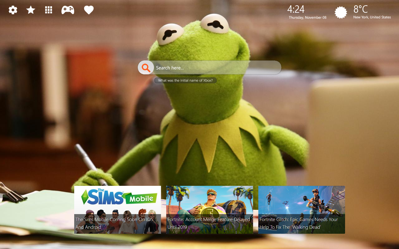 Kermit The Frog Meme Backgrounds and Themes