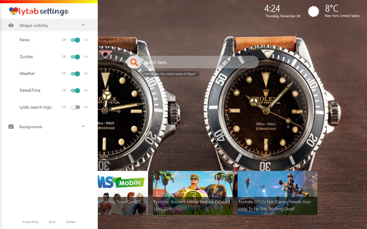 Rolex Backgrounds
