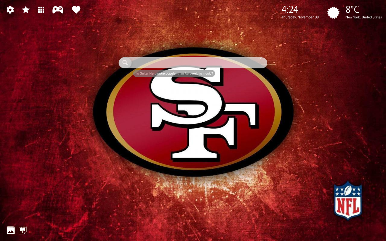 San Francisco 49ers Backgrounds