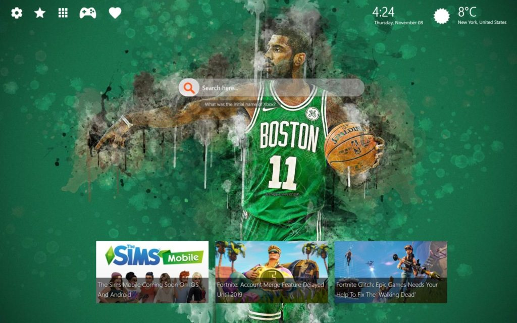 Celtics HD Wallpaper & 4K Background Theme