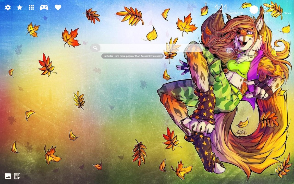 Furries Wallpapers & Furries Anime New Tab