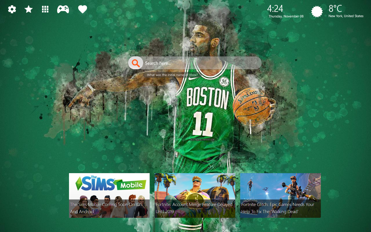 Celtics Hd Wallpaper 4k Background Theme Lovelytab